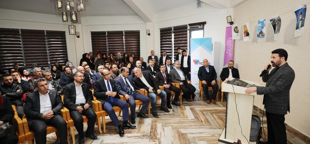 GAÜN'de Sevda Ülkemin Payitahtı: Kudüs etkinliği