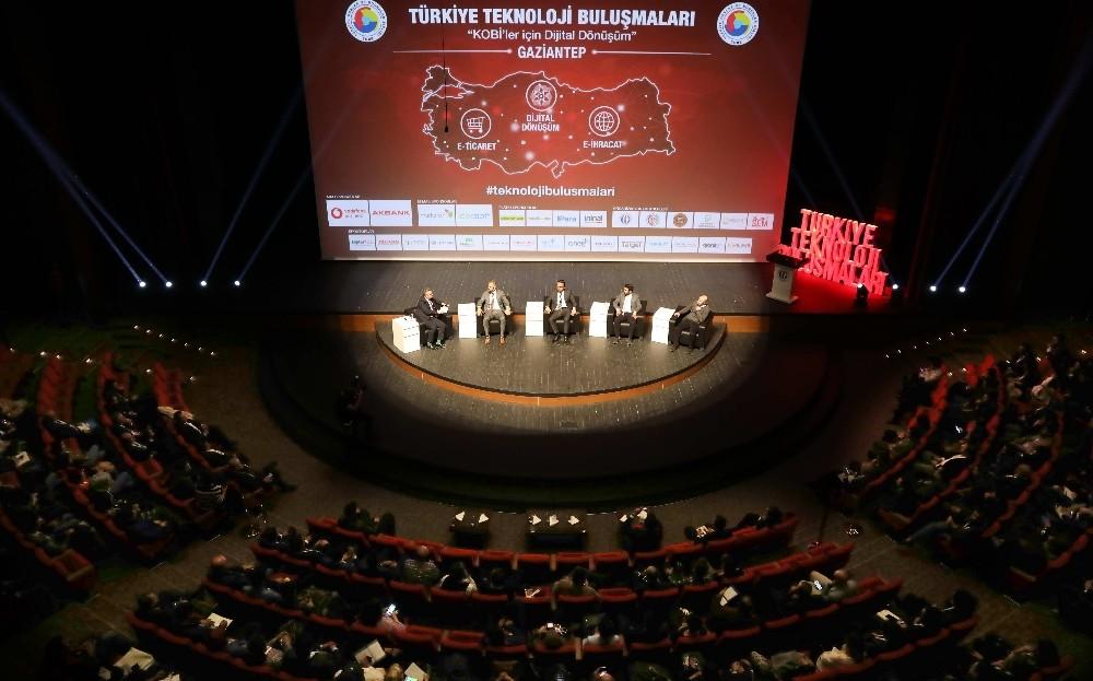 Gaün'de Türkiye teknoloji buluşmaları