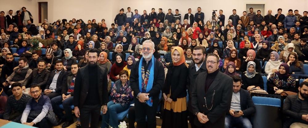 Gaün'lü öğrencilerden cennet mekan Abdulhamid Han Paneline yoğun ilgi