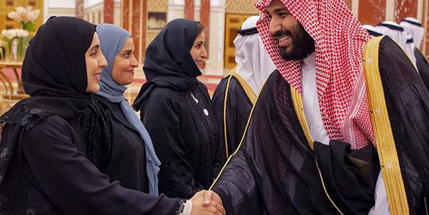 Batı kuklası Muhammed bin Selman, kadınlara boşanma 'hak'kı verdi!