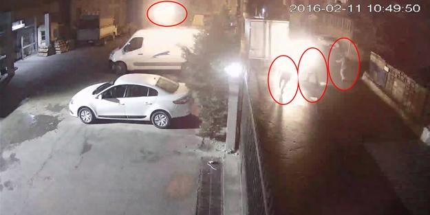 Gazetemize saldıran teröristler tespit edildi