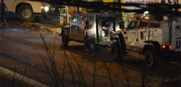 Gazi Mahallesi'nde çatışma çıktı