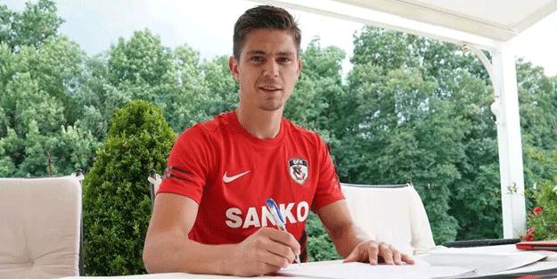 Gaziantep, Ankaragücü'nden Borven'i transfer etti