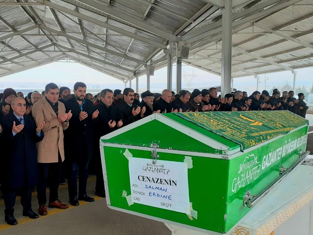Gaziantep Büyükşehir Belediyesinin acı günü