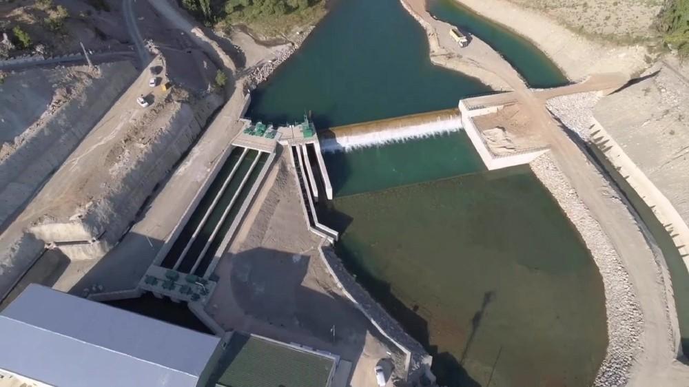 Gaziantep, Düzbağ'ın Suyunu İçiyor