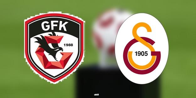 Gaziantep Galatasaray maçı ne zaman saat kaçta hangi kanalda?