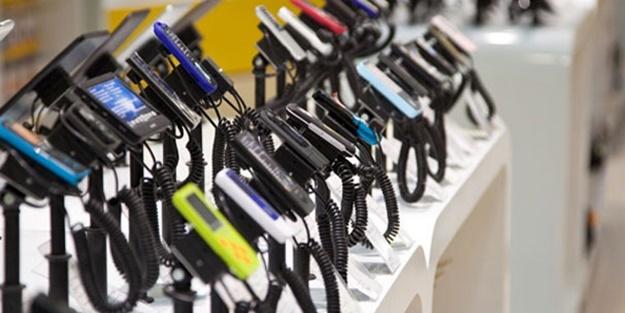 Gaziantep gümrük kaçağı telefonlar ele geçirildi