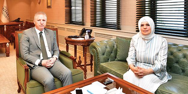 Gaziantep Valisi Davut Gül, Akit'e konuştu: Suriyelilere özel imtiyaz yok