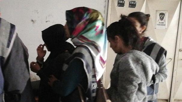Gaziantep ve Şanlıurfa'da fuhuş operasyonu!