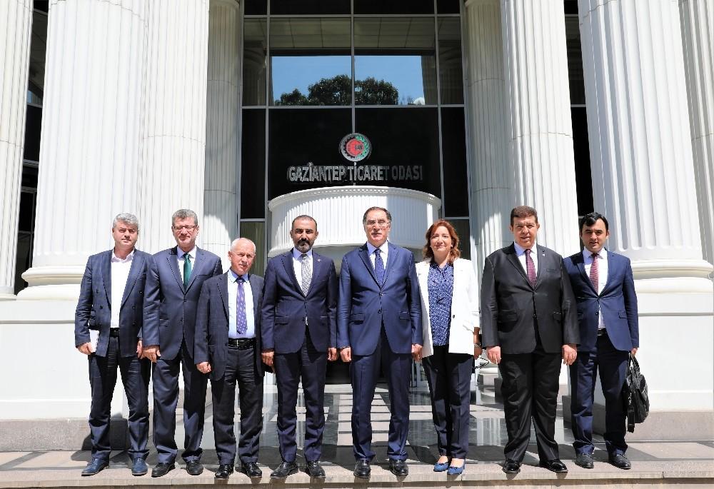 Gaziantep'in sorunları Ombudsman Malkoç'ta