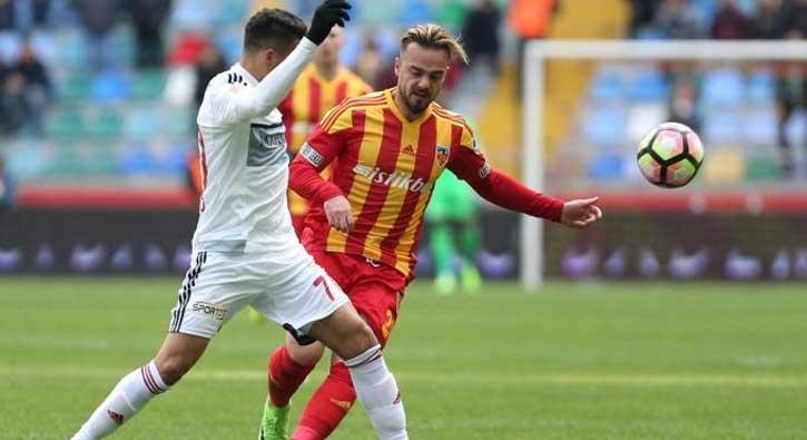 Gaziantepspor deplasmanda Kayserispor'u 4-3 mağlup etti