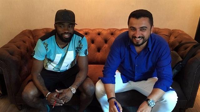 Gaziantepspor Fildişi Sahilli Claude Angan'ı kiraladı