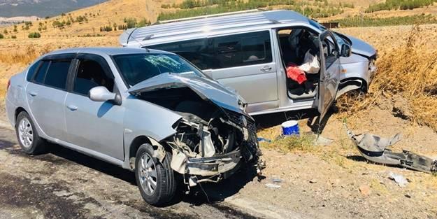 Gaziantep'te feci kaza: Yaralılar var