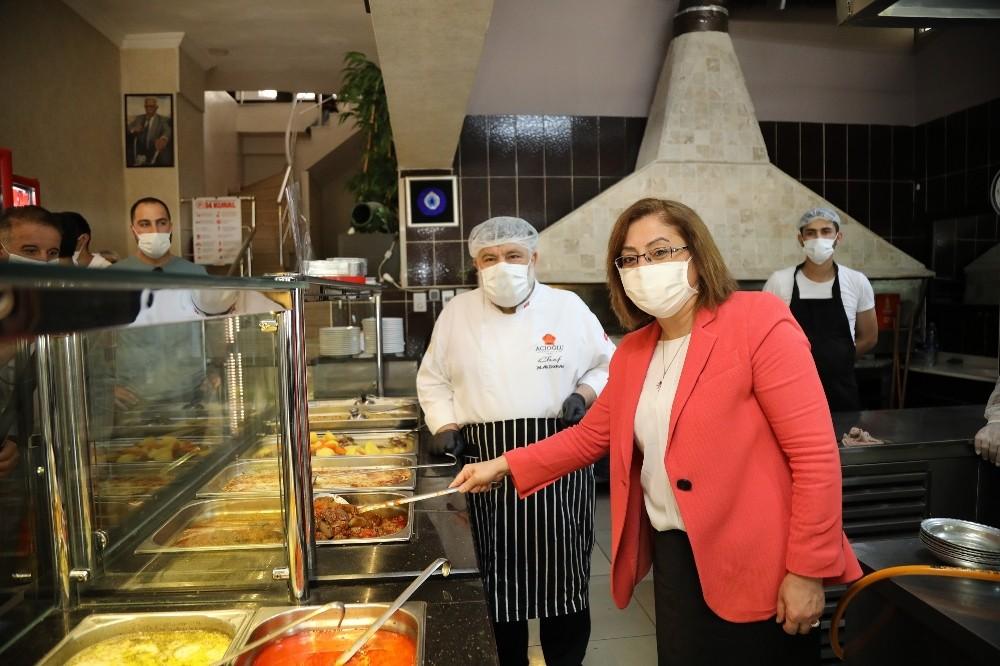Gaziantep'te işletmeler pandemi standarını yakalıyor