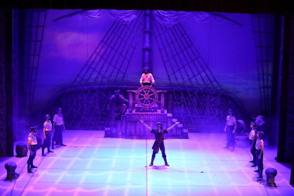 Gaziantep'te Opera Bale Festivali