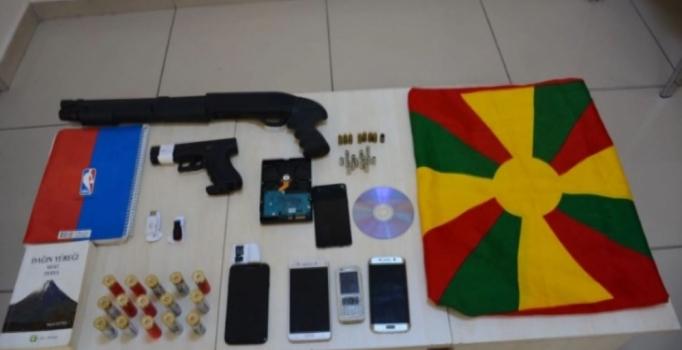 Gaziantep'te terör operasyonu: 8 kişi gözaltına alındı