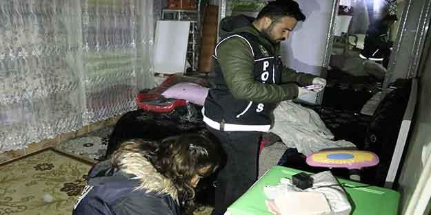Gaziantep'te ''torbacı'' operasyonu