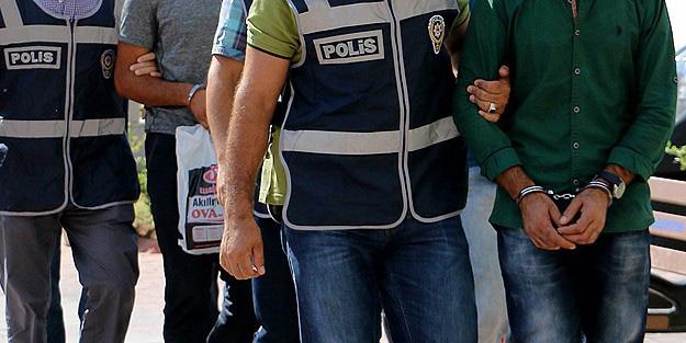Gaziantep'te uyuşturucuya 6 tutuklama