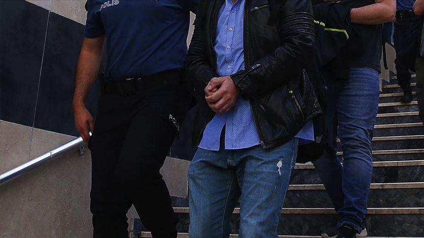 Gaziantep'teki PKK/KCK'ya yönelik operasyonda 9 zanlı daha tutuklandı