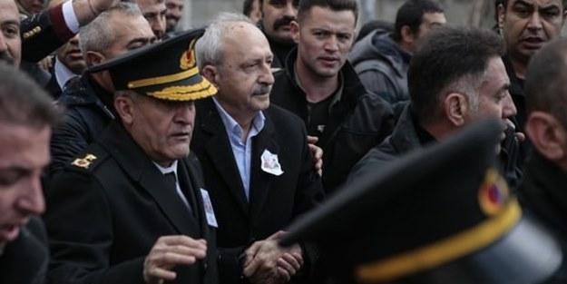 GAZİLER VE ŞEHİT AİLELERİ VAKFI'NDAN 'KILIÇDAROĞLU'NA SALDIRI' AÇIKLAMASI!