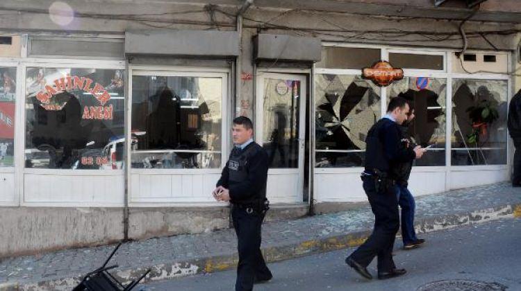 İstanbul'da kahvehaneye silahlı saldırı!