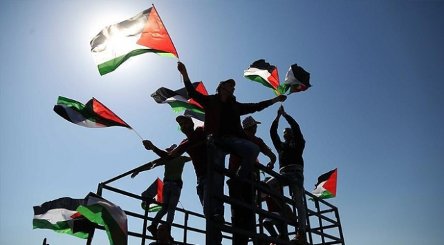 """Gazze """"Milyonluk Kudüs"""" gösterisine hazırlanıyor"""