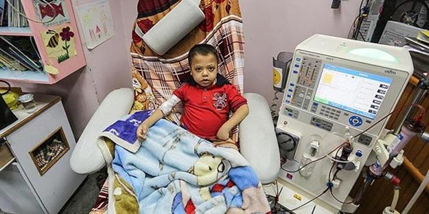 Gazze'de hastaların durumu iyice kötüleşti
