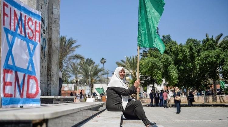 Gazze'de 'İsrail saldırılarına hazırlık' tatbikatı
