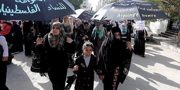 'Gazzeli kadınlar savaşların ve ablukanın bedelini ödüyor'