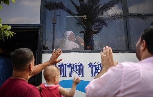 Gazzelilerin umre engeli kalkıyor