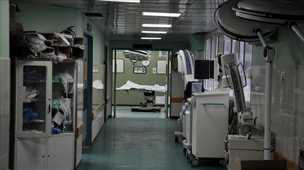 Gazze'nin en büyük hastanesi ciddi akaryakıt sorunuyla karşı karşıya