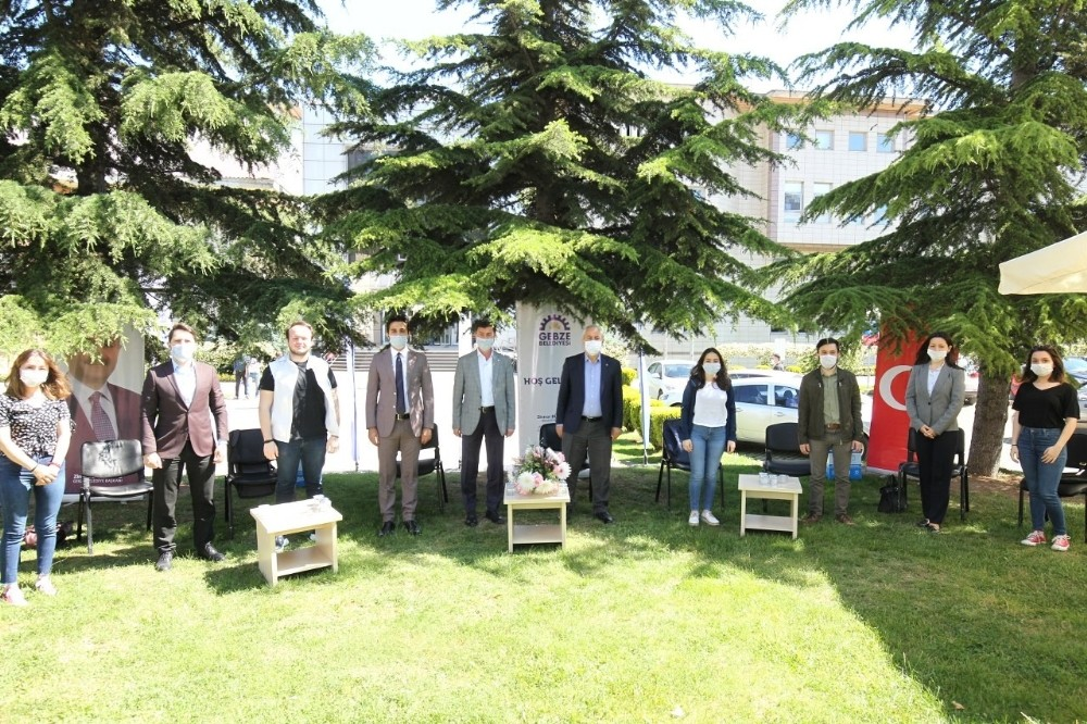 Gebze'de Gençlerle Çevre Günü Programı