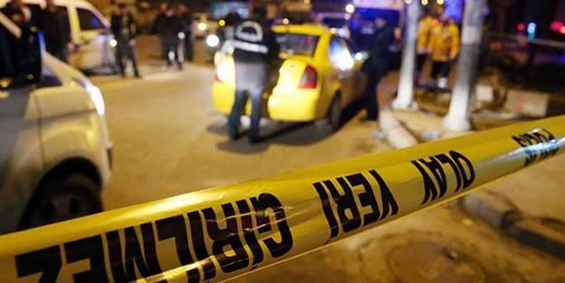 Gece kulübüne alınmayan şahıslar kurşun yağdırdı:1 ölü, 1 yaralı