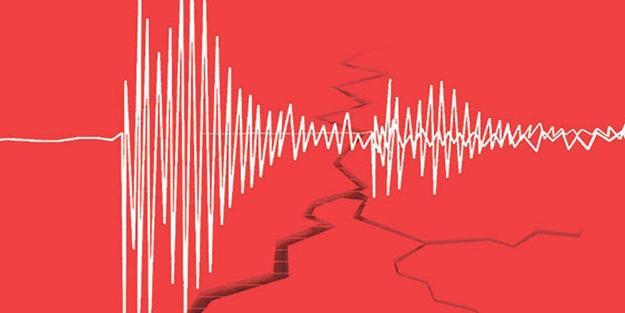 Gece vakti 6.3 büyüklüğünde deprem!