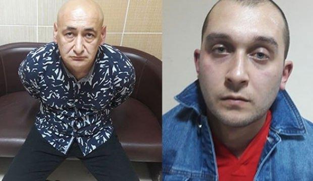Gece yarısı enselendiler! Biri Rus diğeri Ermeni çıktı