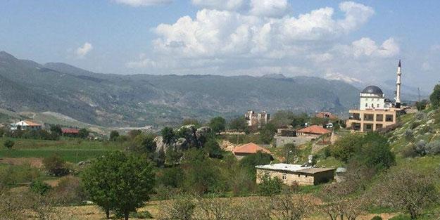 Geçtiğimiz ay karantinaya alınan köyden ilk ölüm haberi geldi