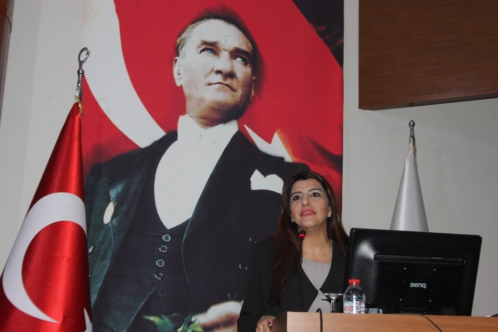 """GED Başkanı Özden: """"Girişimci kadın sayımızı artırmak zorundayız"""""""