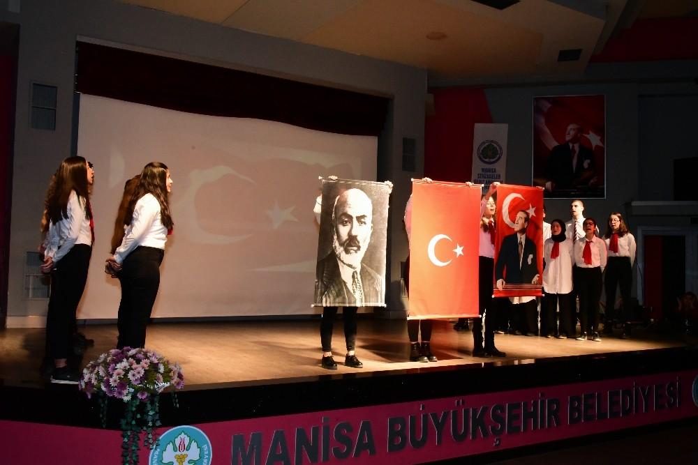 Gediz Anadolu Lisesinden muhteşem program