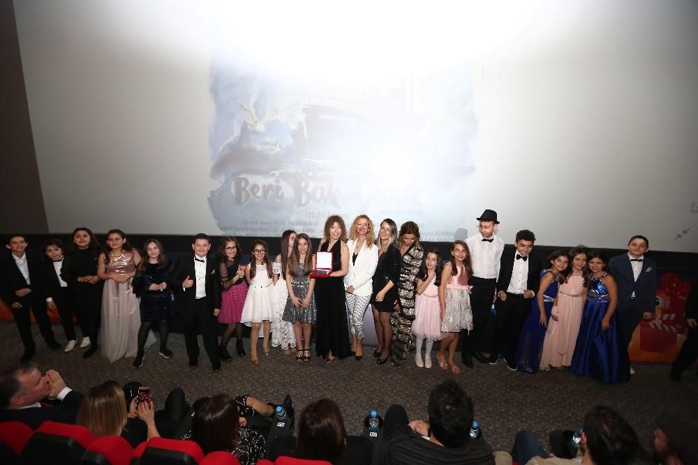 Geleceğin sinemacıları kısa Film Festivali'nde buluştu