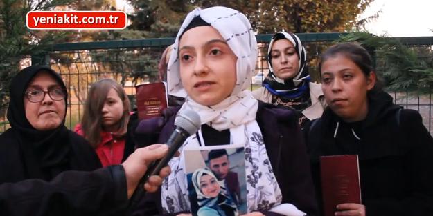 Genç evlilik mağduru Celile Çukur: Resmi nikahlı eşime taciz suçlamasıyla 19 yıl hapis verdiler