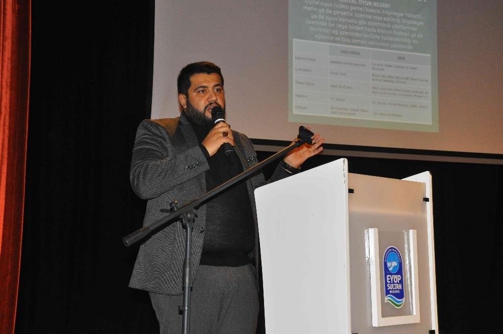 Genç Forum'da e-spor konuşuldu