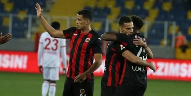 Gençlerbirliği, Boluspor'u tek golle geçti