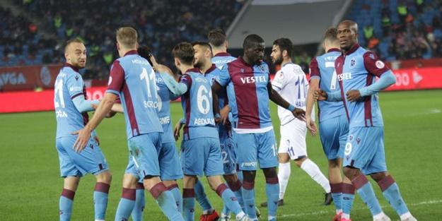 Gençlerbirliği Trabzonspor maçı ilk 11'leri
