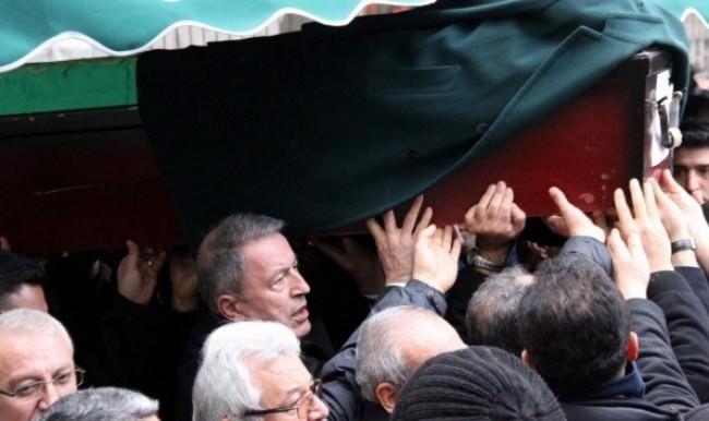 Genelkurmay Başkanı Hulusi Akar'ın acı günü