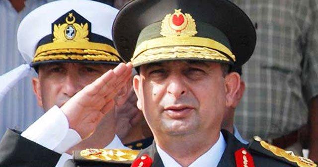 General Öztürk Silivri'de yakalandı!