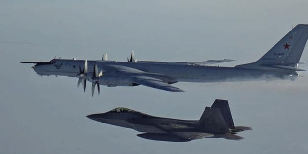 Gerginliğe yol açacak hamle! Rus keşif uçaklarına müdahale ettiklerini duyurdular