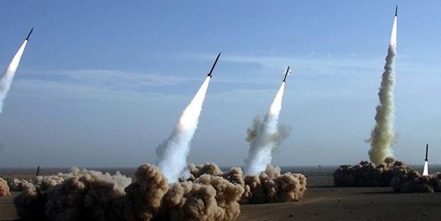 Gerilim artıyor! İran'dan ABD'ye 'füzeli' cevap