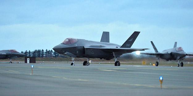 Gerilimi duyurdular! F-35 savaş uçaklarıyla Rusya'ya müdahale
