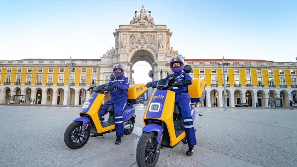 Getir, Portekiz'e de hizmet veriyor