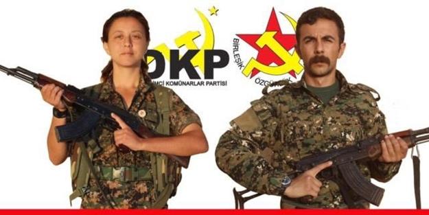 Gezi Kalkışması'nda polise taş atan YPG'li iki terörist Suriye'de öldürüldü!